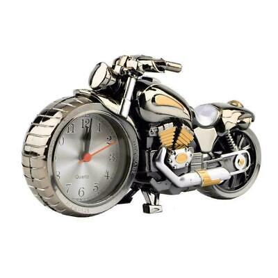 Motorcycle Alarm Clock Cool Unusual Gadget Xmas Gift Birthday Present A6L0 • 6.47£
