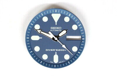 $ CDN23.93 • Buy Dial & Hands Set For Seiko 7S26-0030 SKX013 Midsize Divers Watches