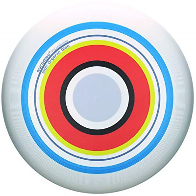 Eurodisc Frisbee, 175g, Ultimate Summer Competitive Hard Disc With A Stable Over • 18.93£