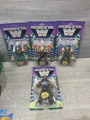 $90.39 • Buy Masters Of The Universe WWE Lot Of 4