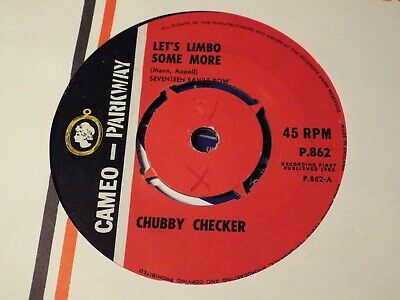 Chubby Checker-let's Limbo Some More-cameo Parkway  • 2.55£