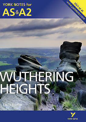 York Notes AS/A2 Wuthering Heights (York Notes Advanced) By Steele, Claire Book • 1.50£