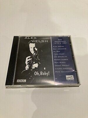 Alex Welsh - Oh Baby! BBC Broadcasts 1979 And 1981 CD • 1.40£