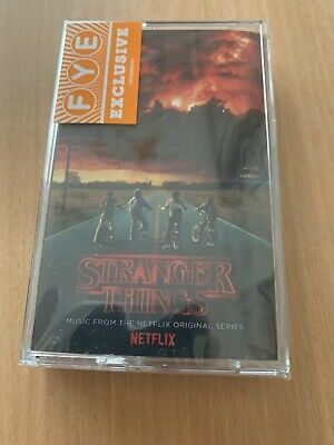 Stranger Things  - New And Sealed Cassette - Netflix Original Series • 12.99£