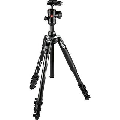 AU190 • Buy Manfrotto Befree Advanced Travel Aluminum Tripod With Ball Head