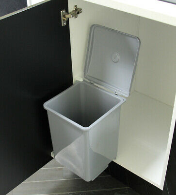 Swing Out Waste Bin For Under Sink Kitchen Cupboards, Cabinets, Units Built In • 24.99£
