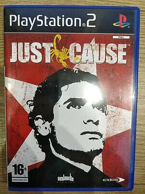 Just Cause PS2 • 2.10£