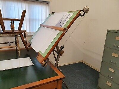 £395 • Buy Complete RARE Vintage (UNIC) A1 Sized Drawing Board
