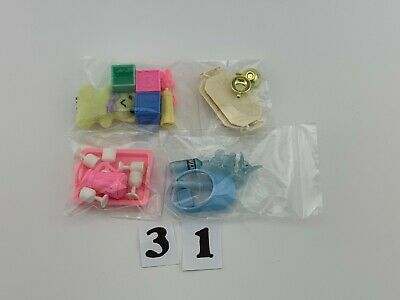 $ CDN4.87 • Buy Vintage Barbie Accessories Lot  31, Miscellaneous Houseware And Personal Items