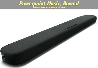 AU296 • Buy Yamaha SR-B20A Sound Bar With Virtual 3D Surround Sound, Built In Sub