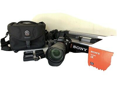 $ CDN1844.16 • Buy Sony Alpha A7 Iii Mirrorless Digital Camera Body Only - Lens Is NOT Included