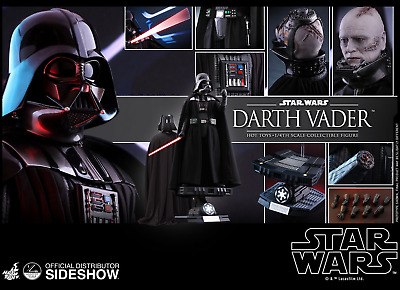 $ CDN1161.20 • Buy Hot Toys QS 013 Star Wars Return Of The Jedi 1/4 Scale Darth Vader USA Sealed