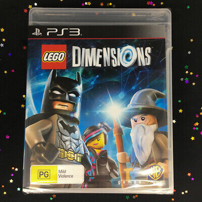 AU31 • Buy NEW LEGO Dimensions PS3 Game Disc CD Disk 71170 Starter Pack