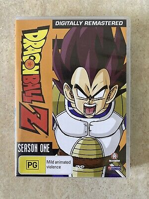 AU28.99 • Buy Dragon Ball Z: Complete Season 1 - 6 Disc Set Dvd R4 Aus Seller Aus Release