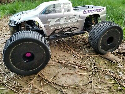Custom 1/8 Scale Team Energy T8X Monster Truck ARR (requires TX & RX) • 268.34£