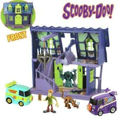 Scooby Doo Haunted Mansion Gift Set Full Brand New Playset • 39.99£
