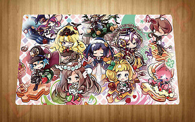 £13.92 • Buy Madolche Mewfeuille Magileine Queen Tiaramisu Playmat Mouse Pad A3502 FREE SHIPP