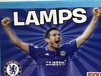Frank Lampard - Chelsea Footballer Signed Picture  • 4.99£