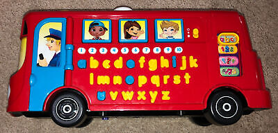 VTech Playtime Bus With Phonics • 5£