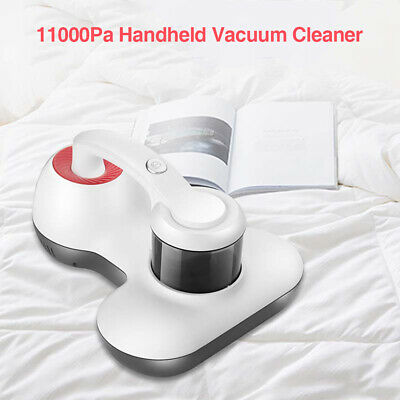 11000Pa Handheld Vacuum Cleaner UV Sterilization For Mattress Carpets Home • 40.79£