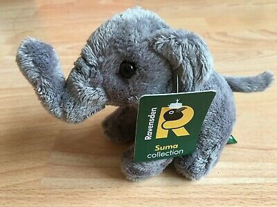 Cute Small Elephant Plush Soft Toy Suma Collection • 3.80£