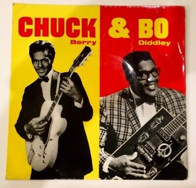 Chuck And Bo - Chuck Berry & Bo Diddley Pye NEP 44009 EP  • 6.25£