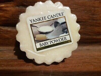 Yankee Candle Baby Powder Wax Melt Tart • 2.69£