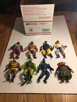 $34.95 • Buy Lot Of 8 Original Vintage He Man Masters Of The Universe Figures