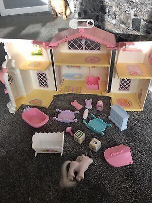 ⭐ My Little Pony Lullaby Nursery & Baby Blossom Fantastic Condition G1 Vintage ⭐ • 39.99£