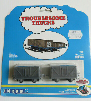 Ertl Troublesome Trucks  Thomas The Tank Engine And Friends  • 9.50£