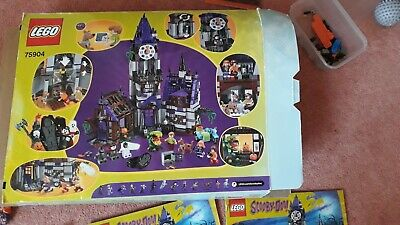 Lego Scooby Doo Set 75904 - Mystery Mansion Boxed • 72£