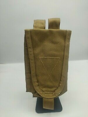 $24.99 • Buy MSA Paraclete Double M14 Pouch COYOTE NEW