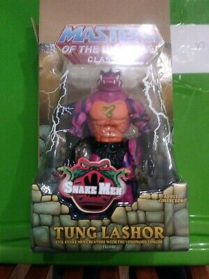 $70 • Buy Mattel Masters Of The Universe Classics Tung Lashor Action Figure