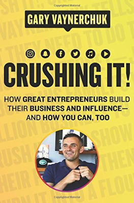 AU38.56 • Buy Vaynerchuk Gary-Crushing It! (US IMPORT) BOOK NEW