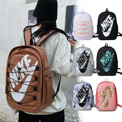 AU32.99 • Buy Men's Women Backpack Work School Bag Travel Sports Gym Hiking Duffle Rucksack