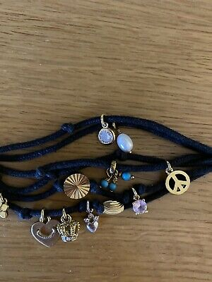 Juicy Couture Charm Bracelet • 20£