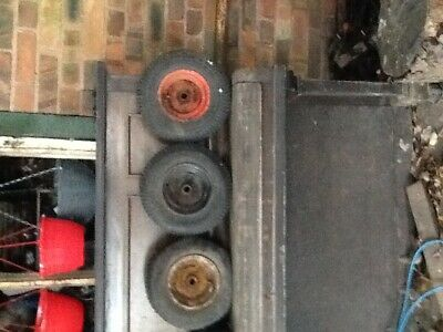 Westwood Lawn Tractor Three 13x500 Front Wheels With Tyres On • 25£