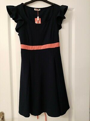 Wal G Ladies Navy Blue Dress Size S • 2.50£