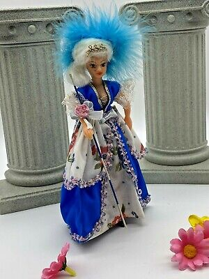 £56 • Buy Vintage Beautiful Collectable Rexard Doll Marie Antoinette Boxed
