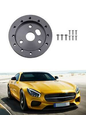 $16.59 • Buy 0.5  Steering Wheel Hub Adapter Spacer 6 Hole To Fit Grant APC 3 Hole