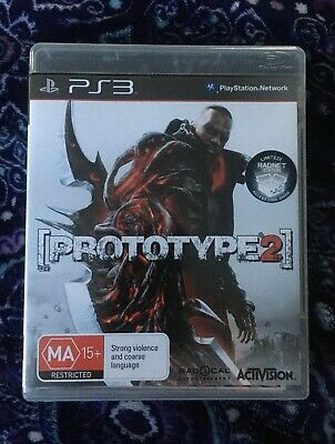 AU15 • Buy Prototype 2 - Sony Ps3 Playstation 3 Games