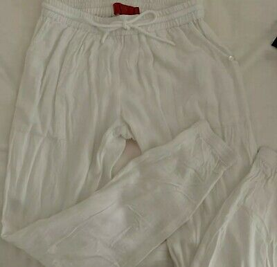AU5 • Buy Tigerlily White Pants Size 6 Will Fit A Small 8