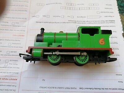 Hornby R350 Percy The Saddle Tank Engine, Non Runner Sold As Seen Spares /repair • 1.79£