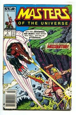 $19.80 • Buy Masters Of The Universe #8 1986  Late Issue-Marvel