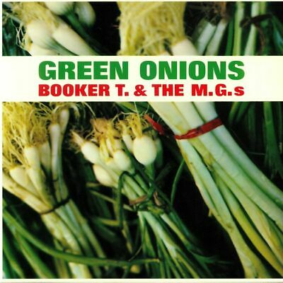 BOOKER T & THE MGS - Green Onions - Vinyl (limited 180 Gram Green Vinyl LP) • 17.84£