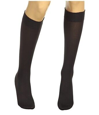 Wolford Women's 186638 Knee-Highs Knee High Socks Shoes Size M • 25.18£