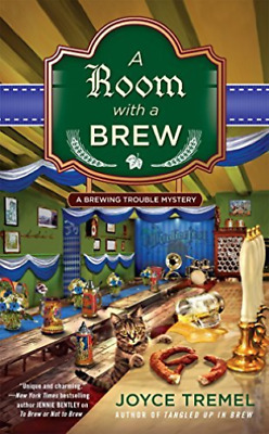 £5.59 • Buy Tremel Joyce-A Room With A Brew (US IMPORT) BOOK NEW
