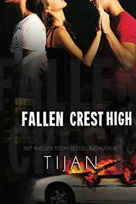 AU21.95 • Buy Tijan-Fallen Crest High (US IMPORT) BOOK NEW