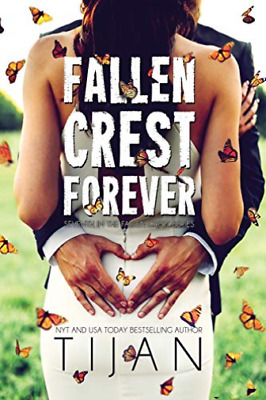 AU23 • Buy Tijan-Fallen Crest Forever (US IMPORT) BOOK NEW