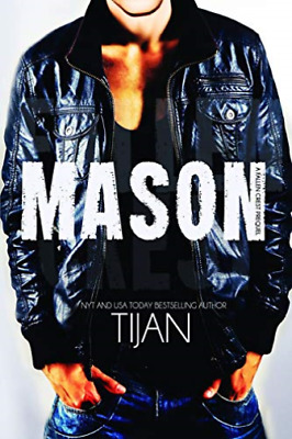 AU13.83 • Buy Tijan-Mason (US IMPORT) BOOK NEW